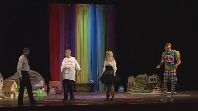 Русский театр готовит премьеру