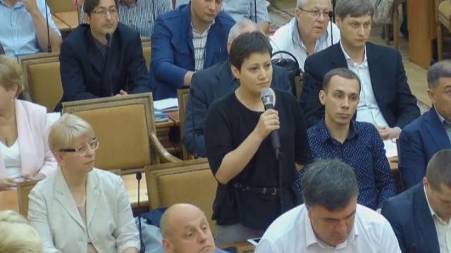 Горсовет намерен обратиться к Министру юстиции Украины