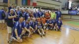 Сборная ветеранов стала чемпионом Европы по гандболу