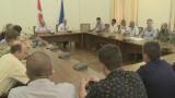 Встреча с воинами АТО: создание координационного совета
