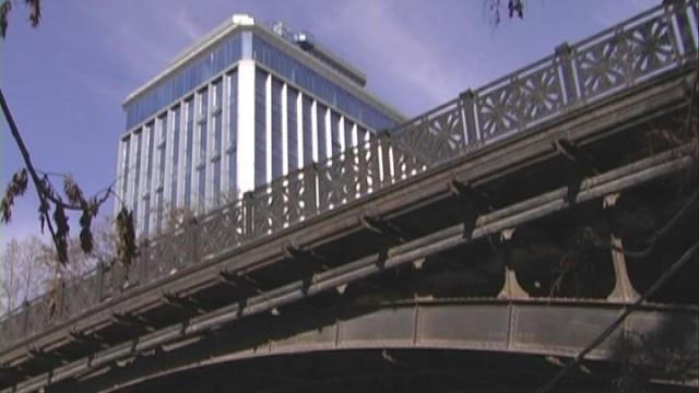 Мост Коцебу. Ремонт памятника архитектуры