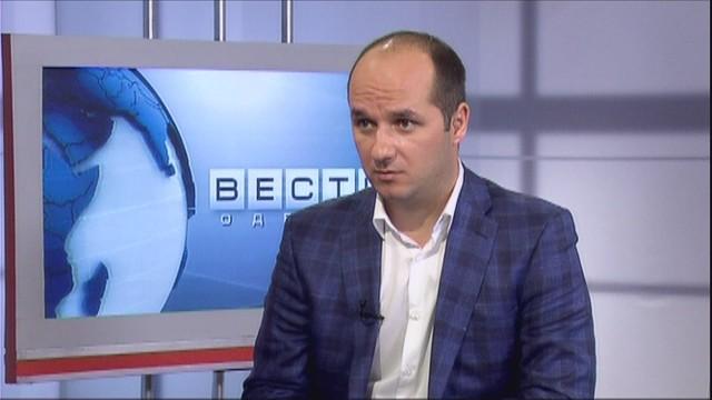 ВЕСТИ ОДЕССА / Гость Богдан Гиганов
