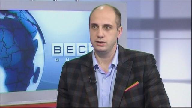 ВЕСТИ ОДЕССА / Гость Дмитрий Радулов