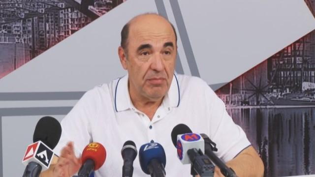 Вадим Рабинович намерен открыть в Одессе «Европейское окно Украины»