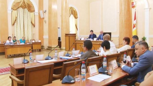 В Одесском городском совете состоялось заседание сессии