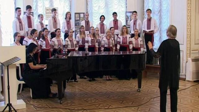 В Одессе стартовал хоровой фестиваль «Радость»