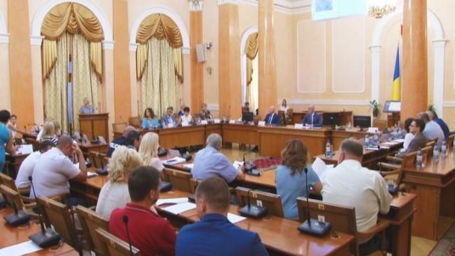 В Одесском горсовете состоялось заседание исполнительного комитета