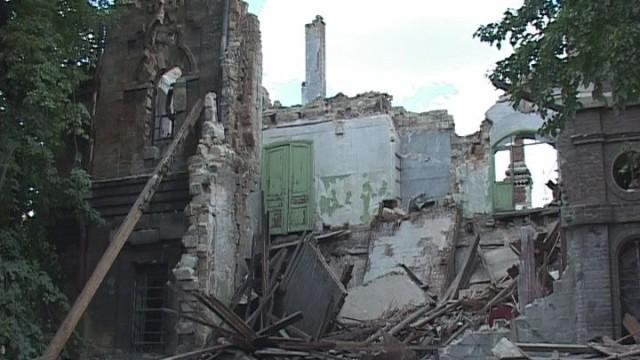 «Масонский дом» . Пренебрежение историей Одессы