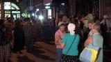Одесских паломников не выпустили из города