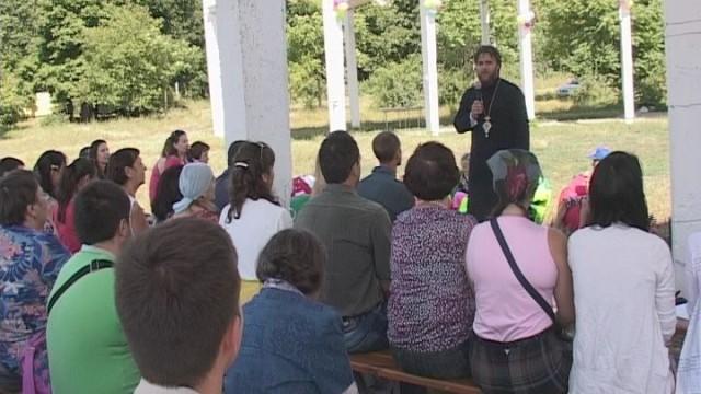 Молодежные встречи в формате open-air