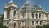 Пожарно-тактические учения ГСЧС в оперном театре