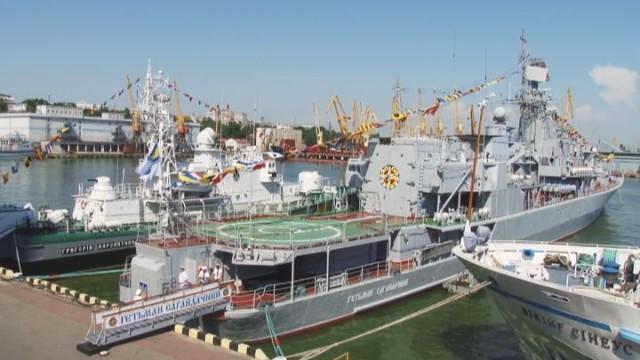 День ВМС ВСУ: празднование в Одессе