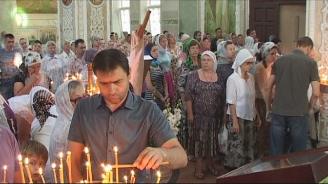 День памяти Серафима Саровского