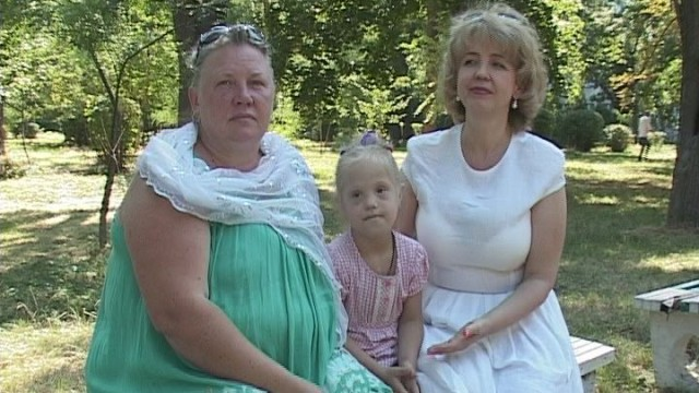 «Солнечная» девочка Надя нашла семью
