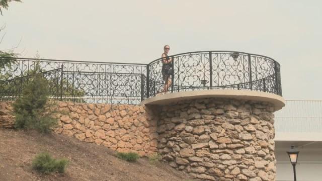 Капитальный ремонт  «Уголка старой Одессы»