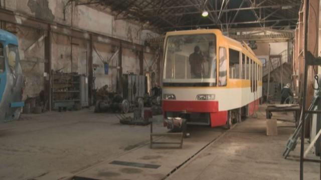 Одесские трамваи для одесских дорог