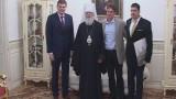 Завершается пребывание Генерального консула Греческой республики в Одессе г-на Антониоса Хазироглу