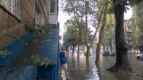 Последствия стихии в Одессе