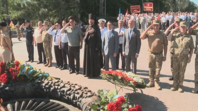 5 августа — 75 лет начала героической обороны Одессы