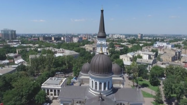 Престольный праздник Спасо-Преображенского собора