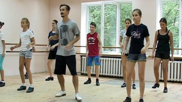 Первый Международный фестиваль степа в Одессе