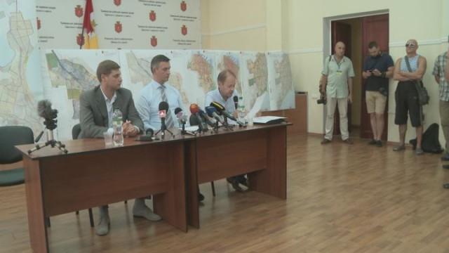 В Одессе презентовали доработанный план зонирования