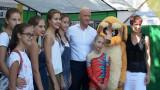Фестиваль спорта на Приморском бульваре