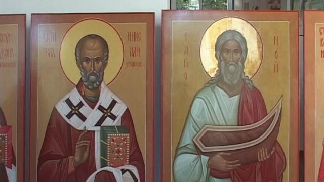 «Зримое искусство веры» в Свято-Архангело-Михайловском монастыре