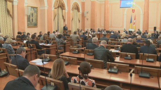 В Одесском горсовете состоялось заседания исполкома