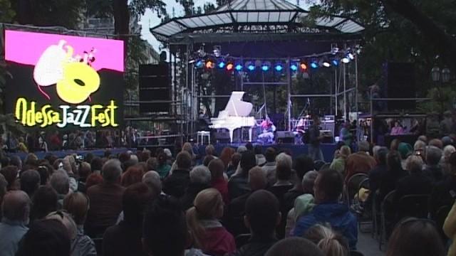 Открытие джазфестиваля в Госаду