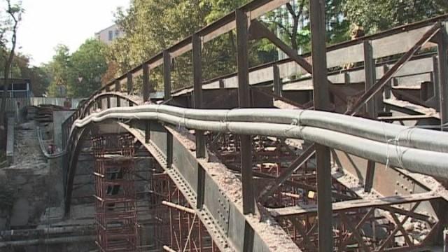 Мост Коцебу: ремонт одесской достопримечательности