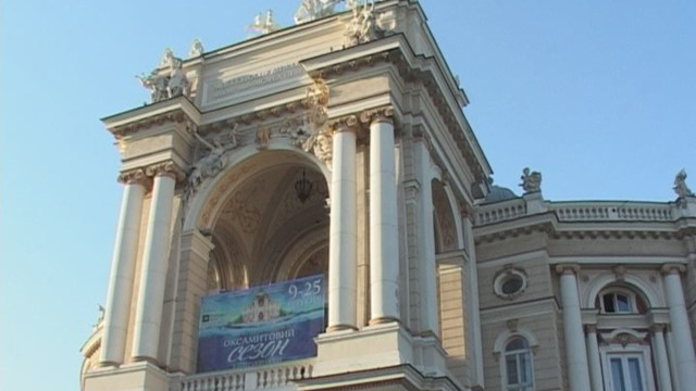 Бархатный сезон в Одессе