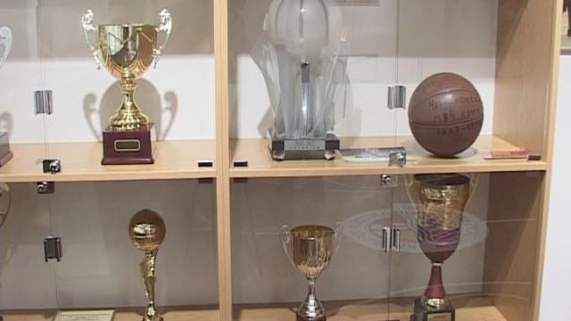 Музей баскетбольной славы Одессы