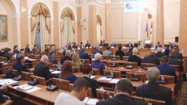 О проекте бюджета Одессы