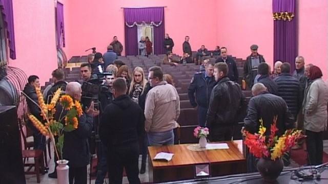 Беспредел местной власти в Песчаной