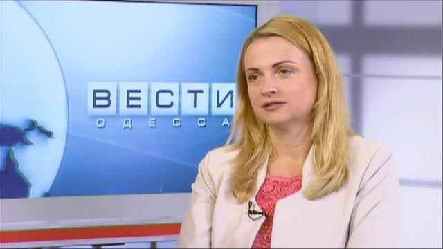 ВЕСТИ ОДЕССА/ Гость Наталя Гулакова