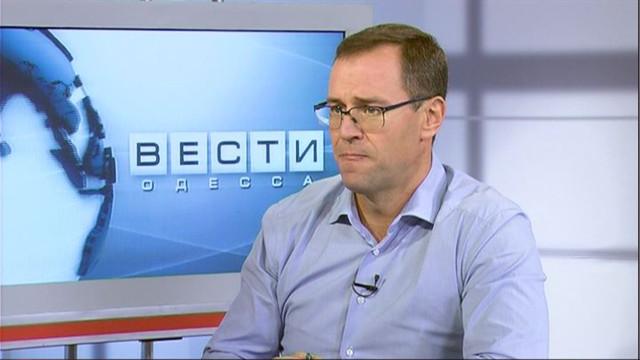 ВЕСТИ ОДЕССА / Гость Александр Иваницкий