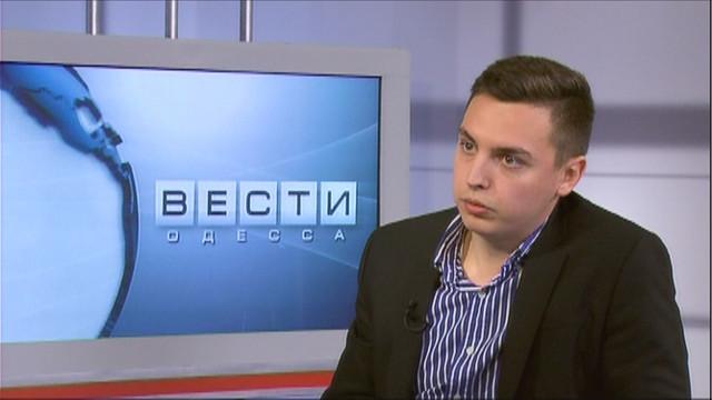 ВЕСТИ ОДЕССА / Гость Сергей Варламов