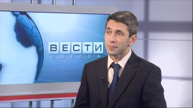 ВЕСТИ ОДЕССА / Гость Вадим Азизов