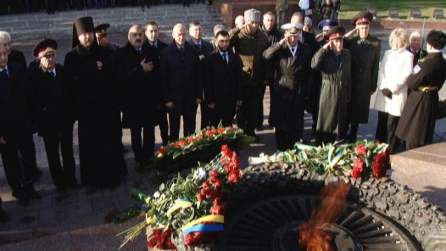 День освобождения Украины от немецкой армии