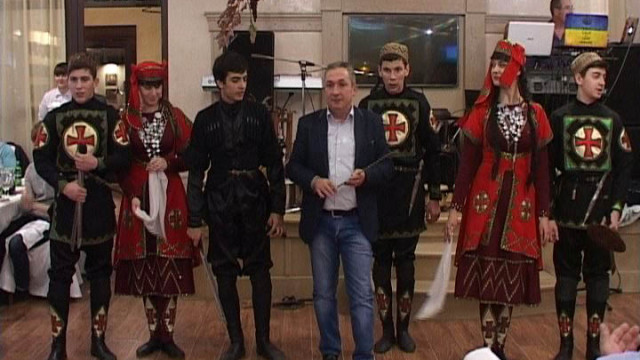 Праздник культур в Одессе