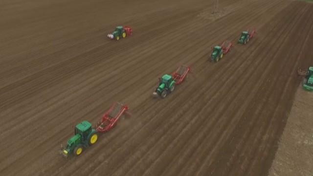 Агропромышленный комплекс: опыт Запада