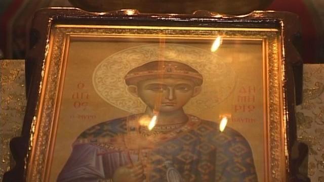 Малый престольный праздник в Свято-Троицком соборе