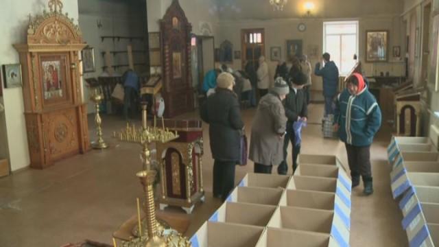 Одесская епархия вновь помогает