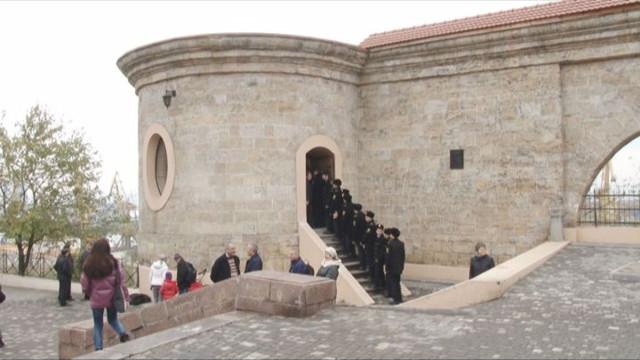 Выставка об истории  мореплавания Причерноморья