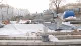 В Одессе продолжается ремонт Потемкинской лестницы