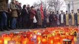 Одесситы зажгли свечи в память о жертвах голодомора