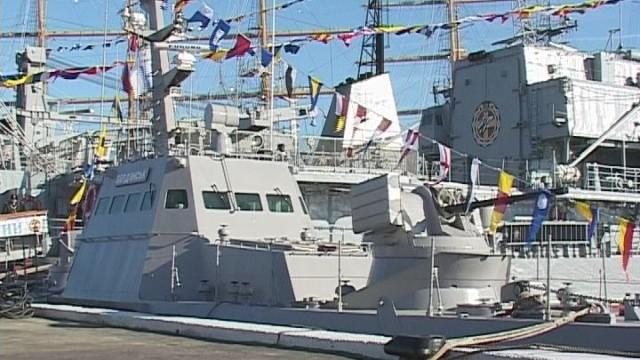 «Аккерман» и «Бердянск» включены в состав ВМС Украины