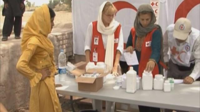 «Красный крест»: стремление сделать мир лучше
