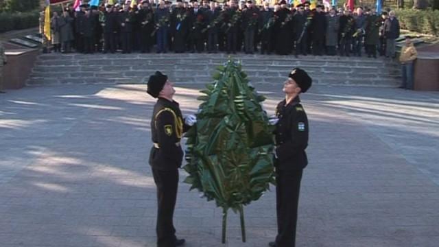 В Одесі відзначили День Збройних Сил України